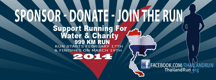 Running 999 KM to stop dog meat Trade